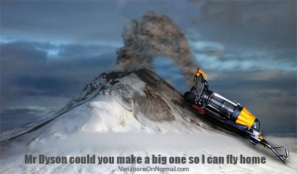 Iceland volcano sollution