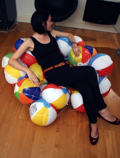 Beach Ball Chair