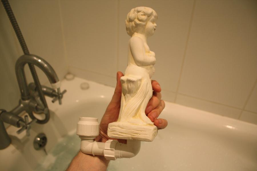 Day 13: Bath Fountain – Dominic Wilcox