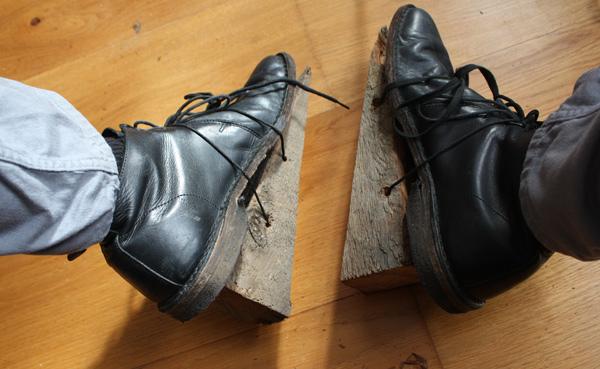 希尔的鞋子