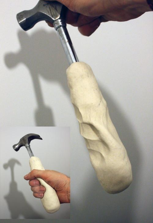 Bread hammer