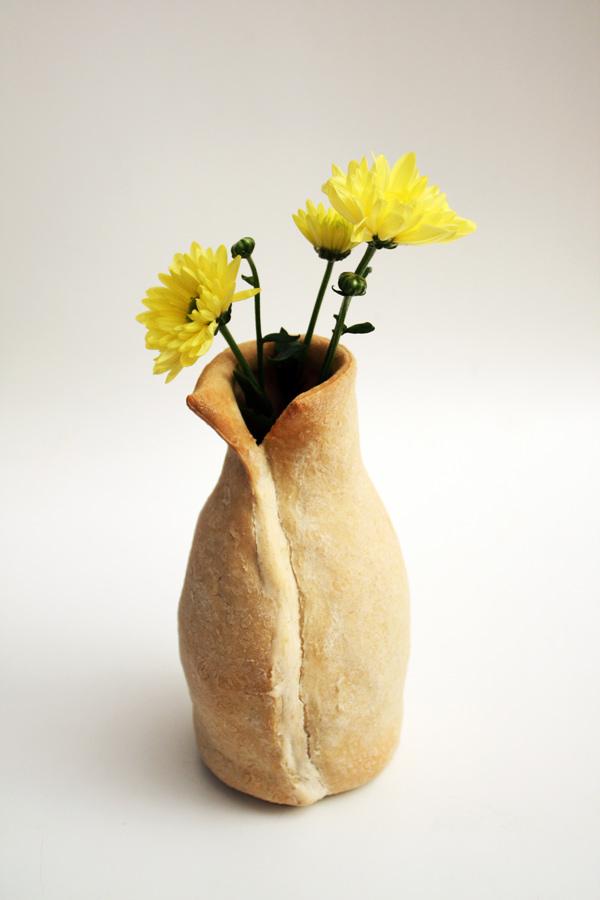 Day 26 Bread Vases Dominic Wilcox
