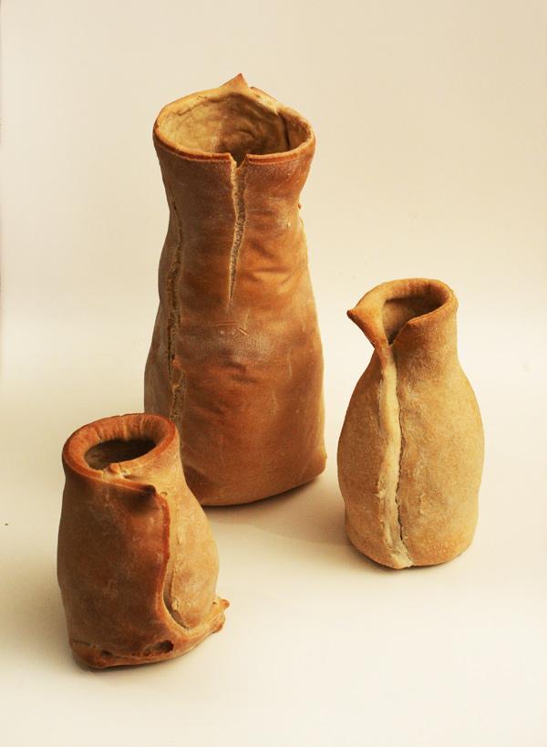 Bread Vases Dominic Wilcox