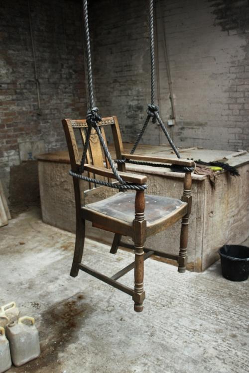 Armchair Swing