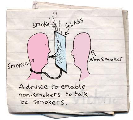 smoking avoidance