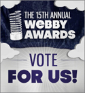Webby nomination Variations on Normal