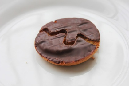 The Thames Jaffa Cakes