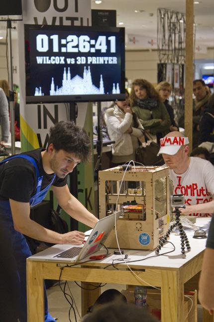 Wilcox vs 3D Printer