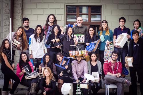 NABA 2012 Everyday Actions workshop Milan