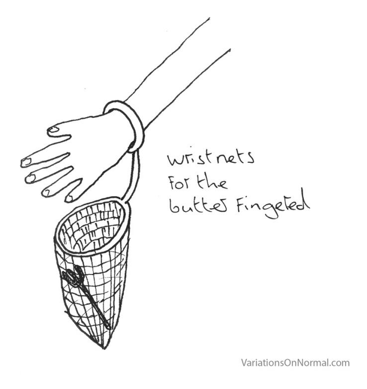 wrist net
