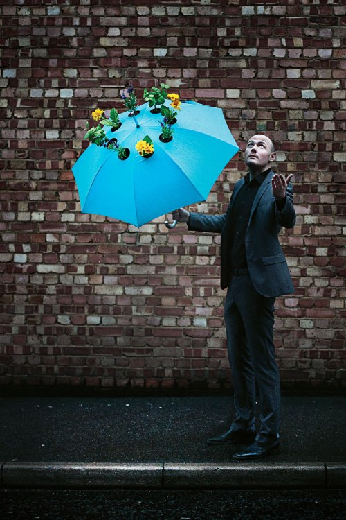Dominic WIlcox umbrella