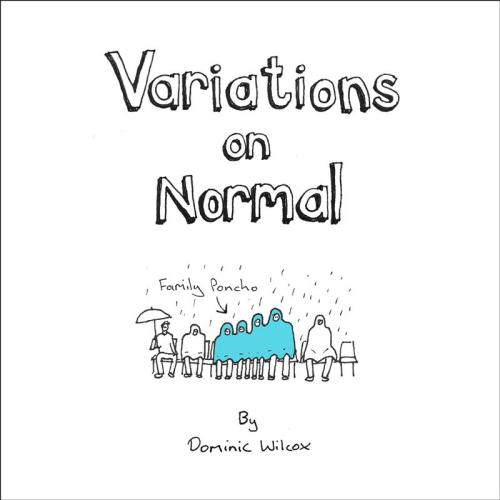 variations on normal by Dominic Wilcox