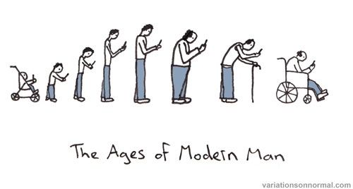 The Ages of Modern Man